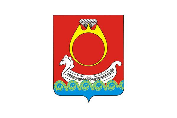 Красное-на-Волге: герб. Красное-на-Волге - заказать такси