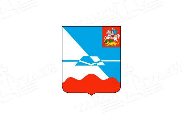 Красногорск: герб. Красногорск - заказать такси