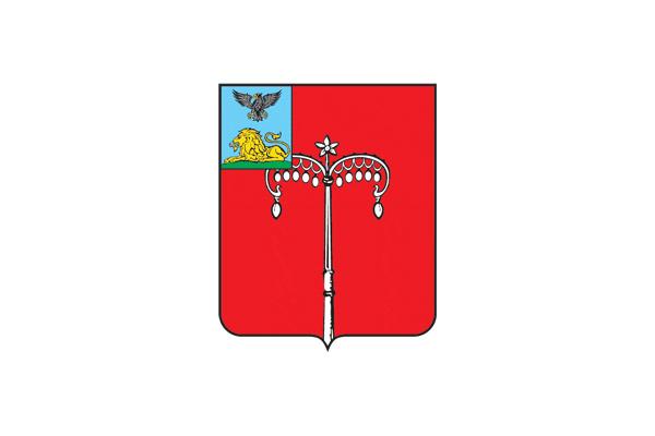 Красногвардейский район: герб. Заказать такси в Красногвардейский район