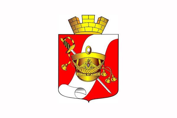 Красносельский район: герб. Заказать такси в Красносельский район