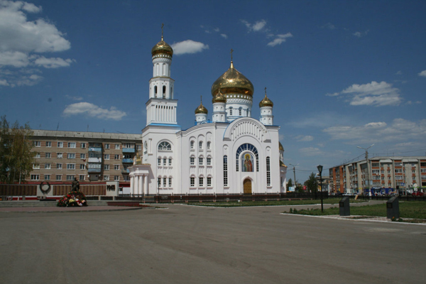 Краснослободск. Такси из МСК в населенный пункт Краснослободск