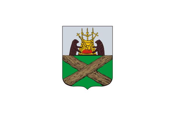 Крестцы: герб. Крестцы - заказать такси
