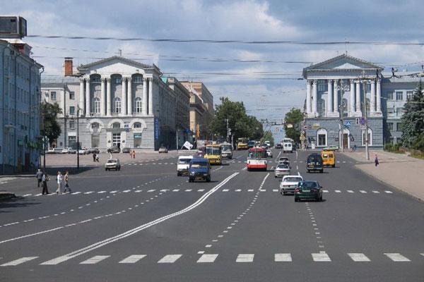 Курск. Такси из Москвы в населенный пункт Курск