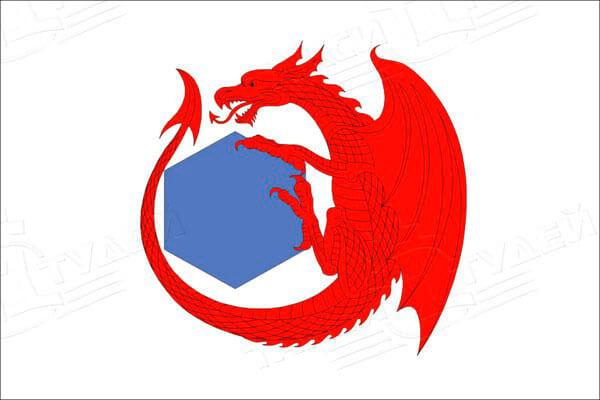 герб поселка Кузьмоловский. Заказать такси в Кузьмоловский