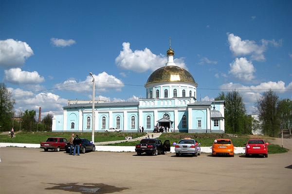 Киров. Такси из СПб в населенный пункт Киров