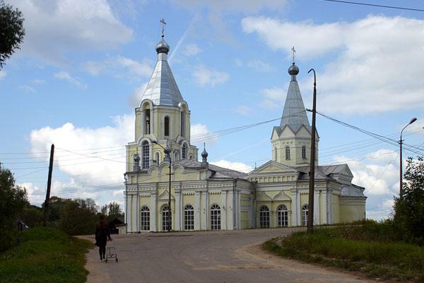 Лихославль. Такси из Москвы в населенный пункт Лихославль