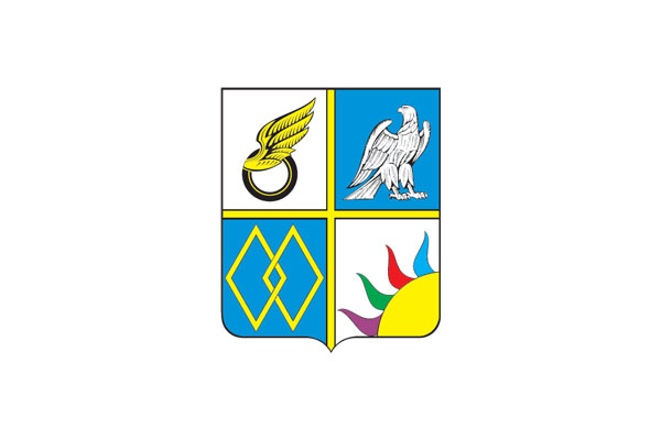 Ликино-Дулево: герб. Ликино-Дулево - заказать такси