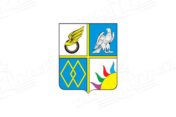 герб города Ликино-Дулёво. Заказать такси в Ликино-Дулёво
