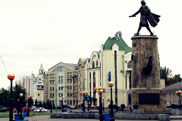 Липецк. Такси из Москвы в населенный пункт Липецк