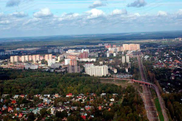 Лобня. Такси из Москвы в населенный пункт Лобня