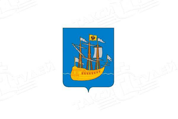герб города Лодейное Поле. Заказать такси в Лодейное Поле