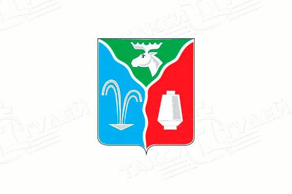 Лосино-Петровский: герб. Лосино-Петровский - заказать такси
