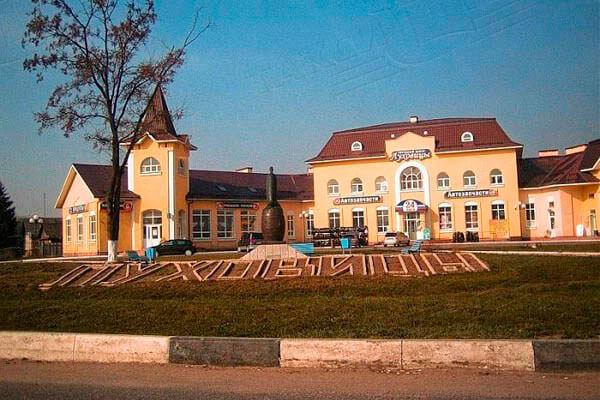 Луховицы. Такси из Москвы в населенный пункт Луховицы