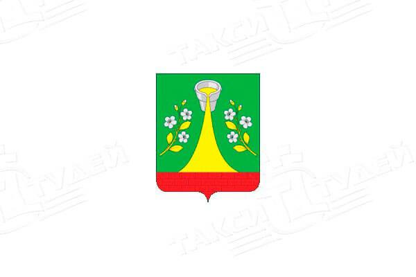 герб поселка Львовский. Заказать такси в Львовский