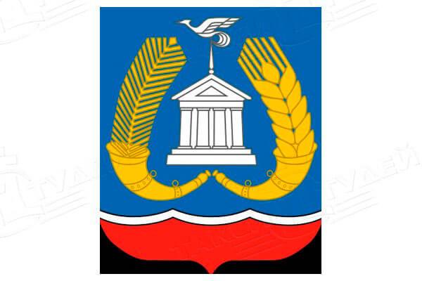 герб деревни Малое Верево. Заказать такси в Малое Верево