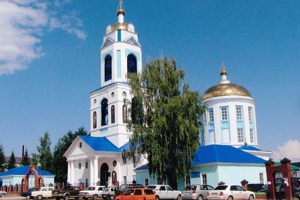 Мензелинск. Такси из Москвы в населенный пункт Мензелинск