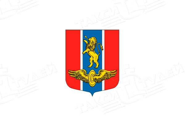 герб поселка Мга. Заказать такси в Мгу