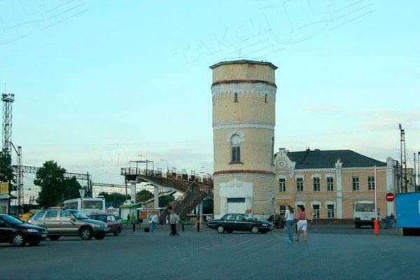 Михнево. Такси из Москвы в Михнево