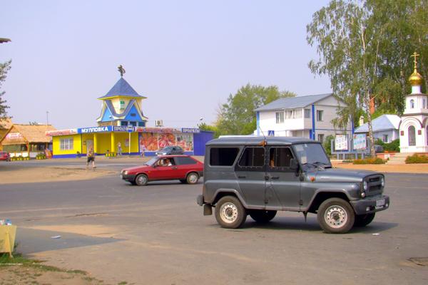 Мулловка. Такси из Москвы в населенный пункт Мулловка