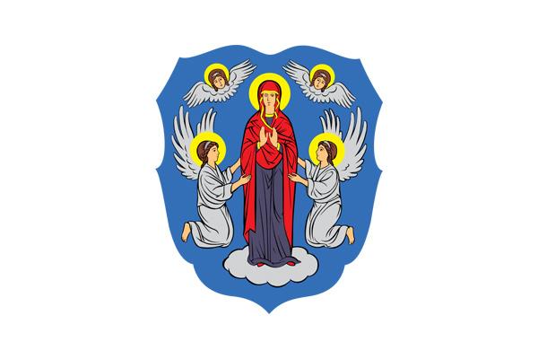 Минск: герб. Минск - заказать такси