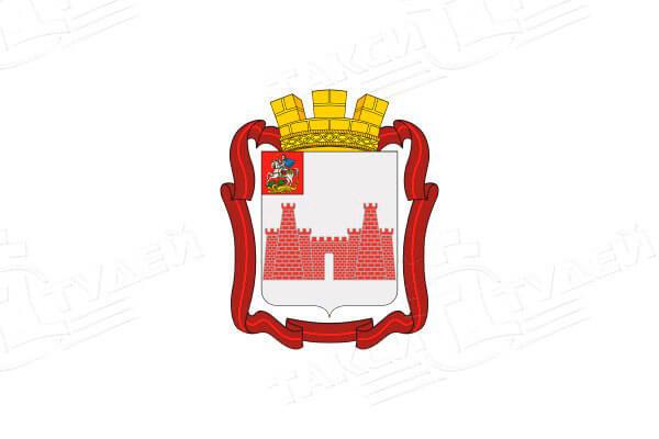 герб города Можайск. Заказать такси в Можайск