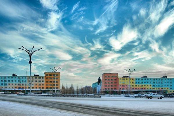 Мончегорск. Такси из Санкт-Петербурга, в населенный пункт Мончегорск