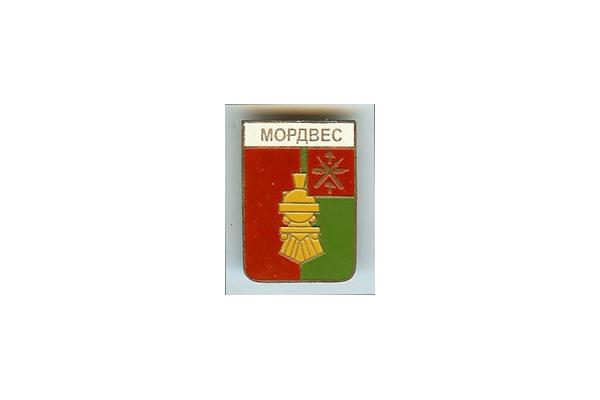 Мордвес: герб. Мордвес - заказать такси