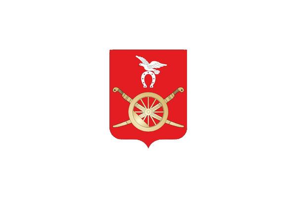 Морозовск: герб. Морозовск - заказать такси