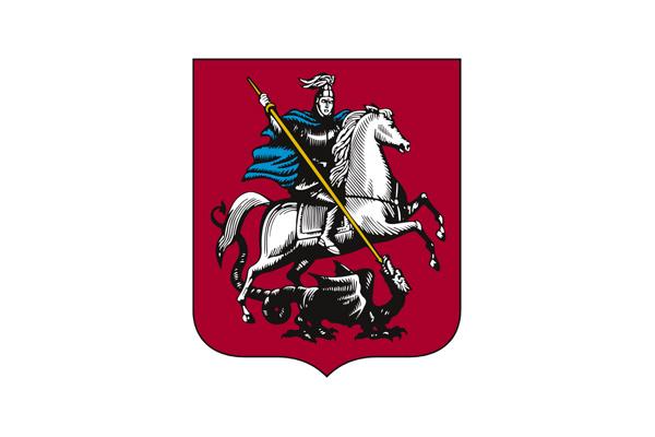 Москва: герб. Москва - заказать такси