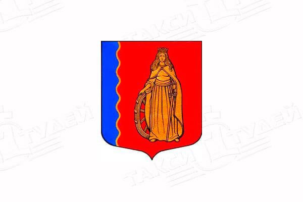 Мурино: герб. Мурино - заказать такси
