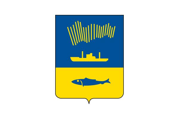 Мурманск: герб. Мурманск - заказать такси