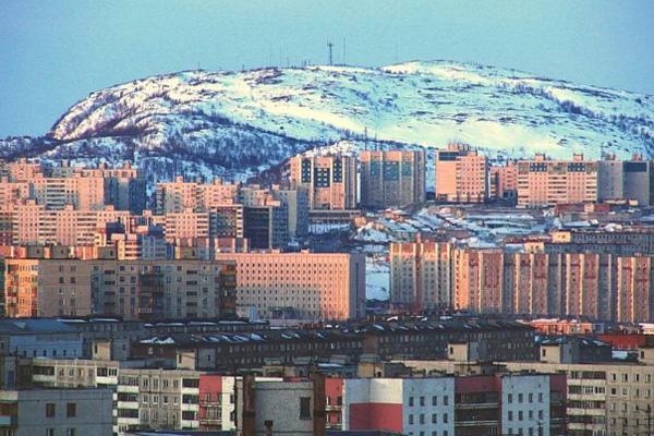 Мурманск. Такси из Санкт-Петербурга, в населенный пункт Мурманск