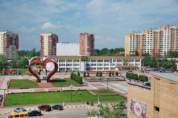 Наро-Фоминск. Такси из Москвы в Наро-Фоминск