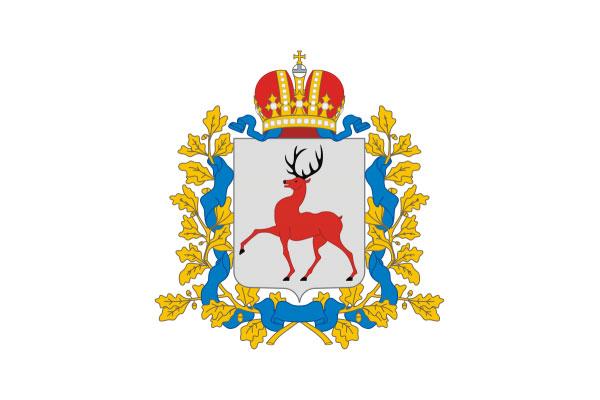 Навашино: герб. Навашино - заказать такси