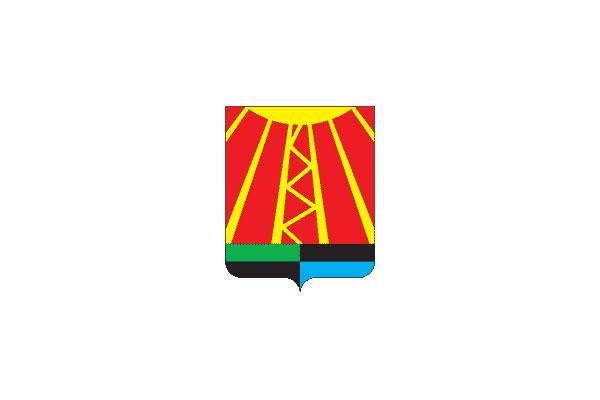 Нефтегорск: герб. Нефтегорск - заказать такси