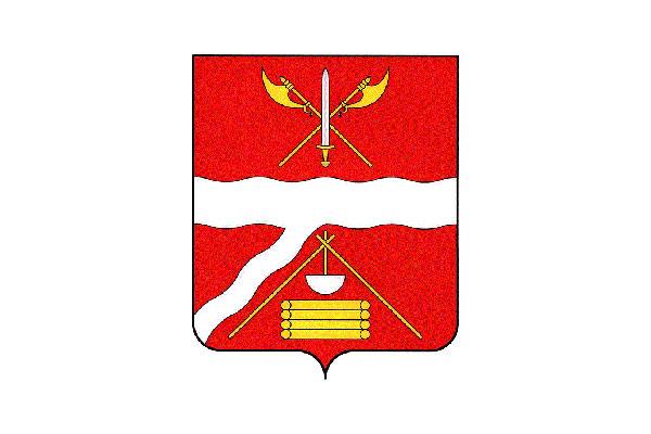 Некрасовское: герб. Некрасовское - заказать такси