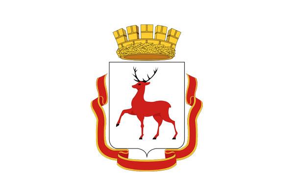 Нижний Новгород: герб. Нижний Новгород - заказать такси