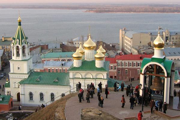 Нижний Новгород. Такси из Москвы в населенный пункт Нижний Новгород