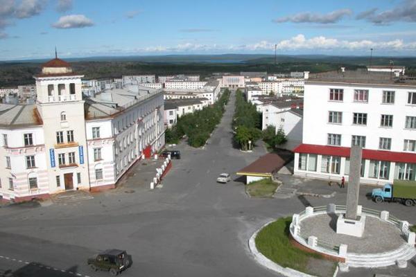 Никель. Такси из Москвы в населенный пункт Никель