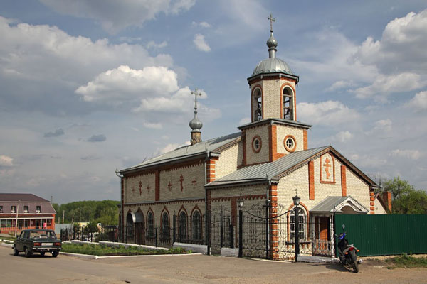 Николаевка. Такси из Москвы в населенный пункт Николаевка
