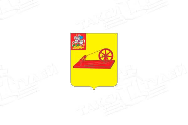 герб города Ногинск. Заказать такси в Ногинск