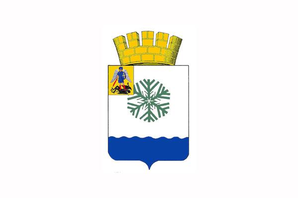 Новодвинск: герб. Новодвинск - заказать такси