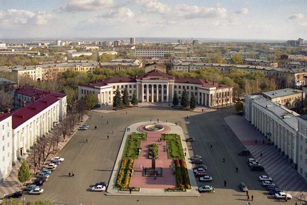 Новокуйбышевск. Такси из Москвы в населенный пункт Новокуйбышевск