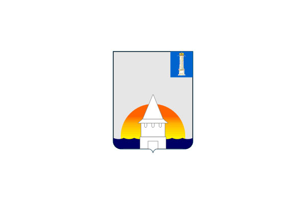 Новоульяновск: герб. Новоульяновск - заказать такси