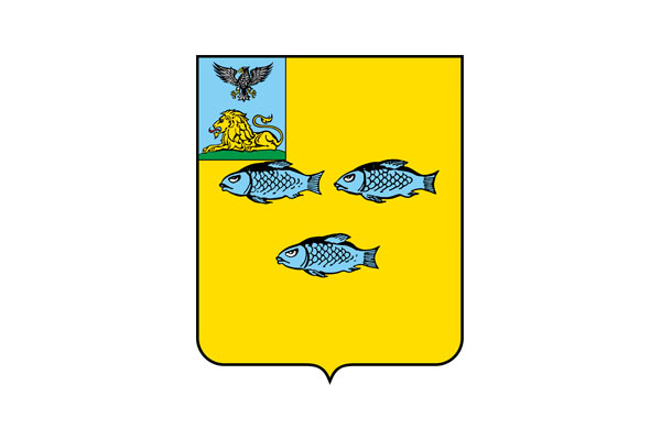 Контур герба г нового оскола