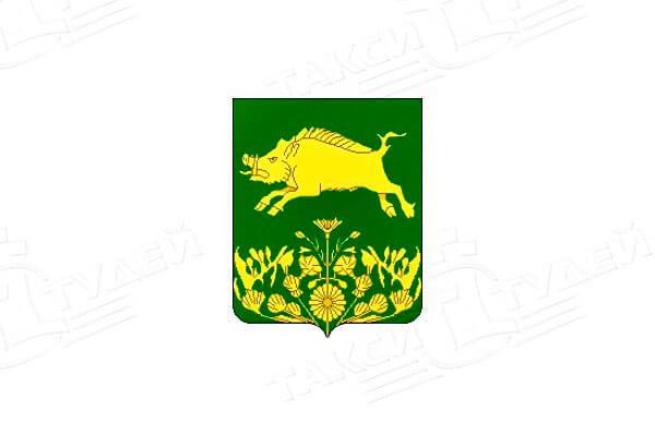 герб деревни Нурма. Заказать такси в Нурму