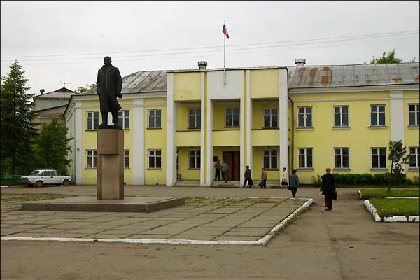 Няндома. Такси из Москвы в населенный пункт Няндома