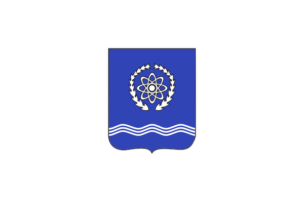 Обнинск: герб. Обнинск - заказать такси