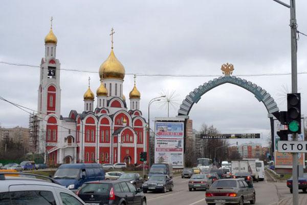 Одинцово. Такси из Санкт-Петербурга, в населенный пункт Одинцово