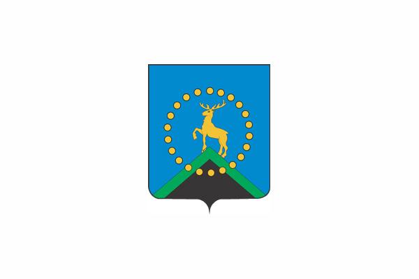 Оленегорск: герб. Оленегорск - заказать такси